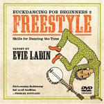 Buckdancing for Beginners 2: Freestyle DVD
