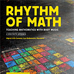 Rhythm of Math book by Keith Terry and Linda Akiyama