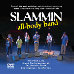 Slammin All-Body Band Performance DVD