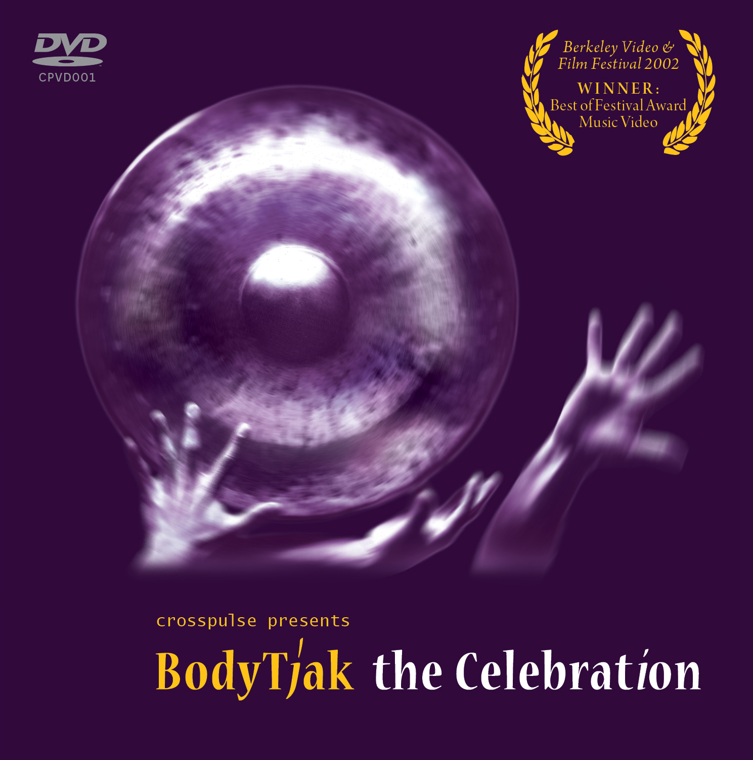 Body Tjak/The Celebration Performance Video DVD